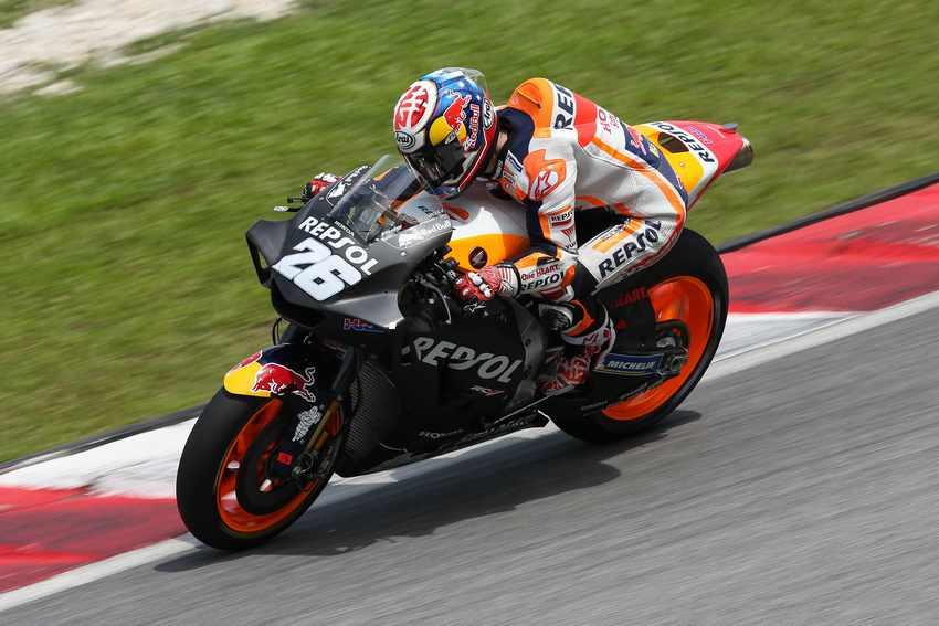 Test MotoGP Sepang 2018 D2