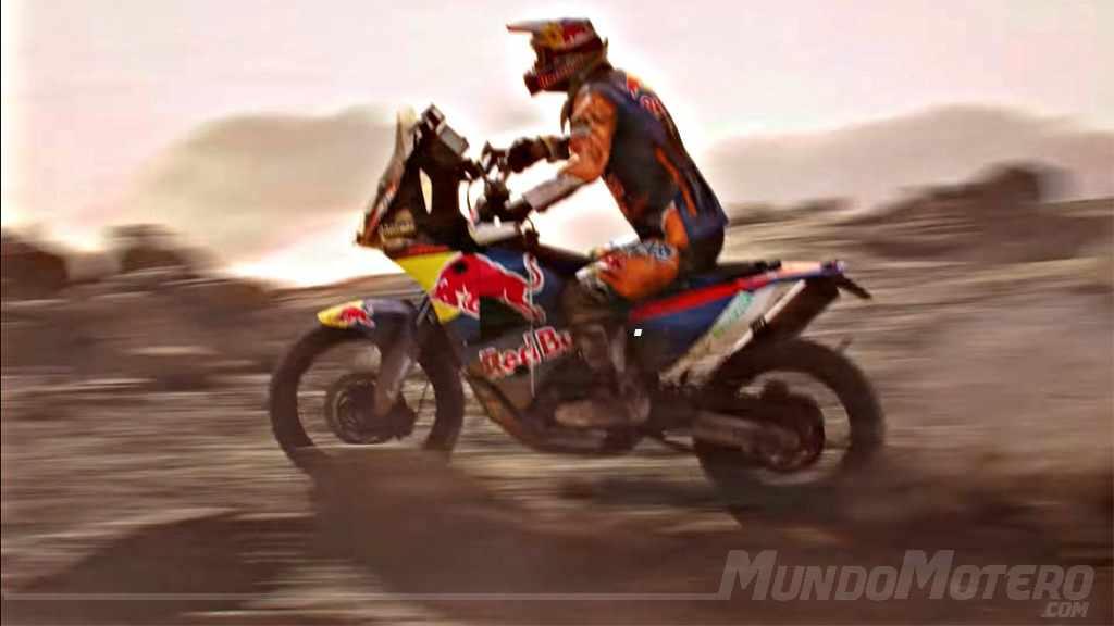 Videojuego del Dakar 18