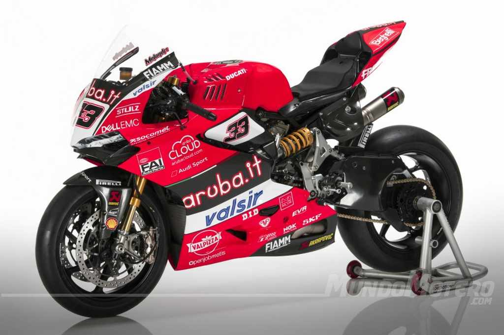 Ducati Panigale R 2018 SBK