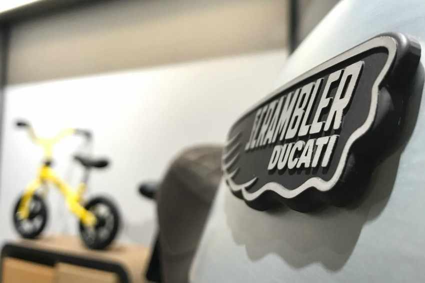 Ducati Scrambler Camp Barcelona - La primera tienda en España