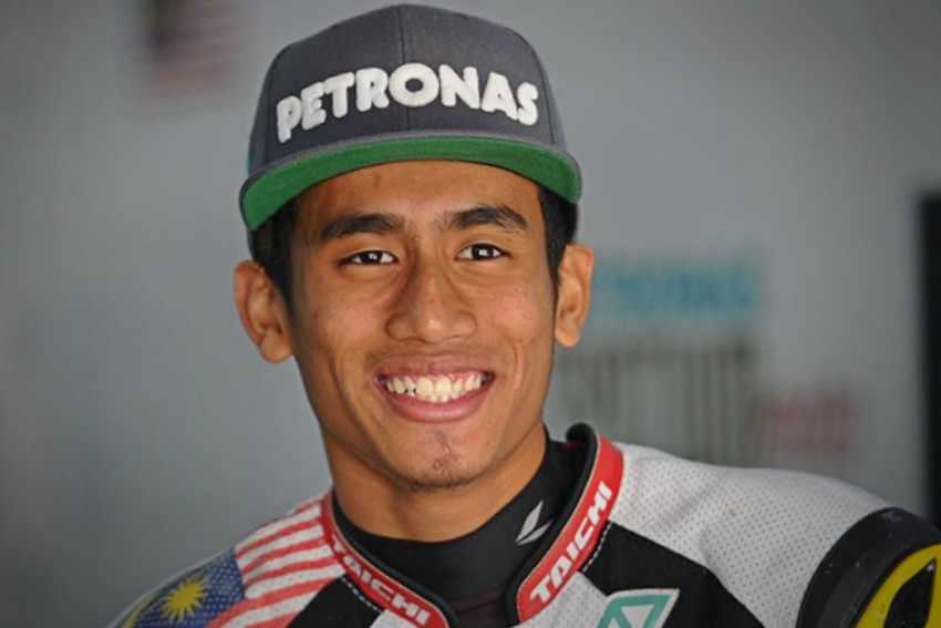 Hafizh Syahrin probará la Yamaha MotoGP del Tech 3 en Tailandia