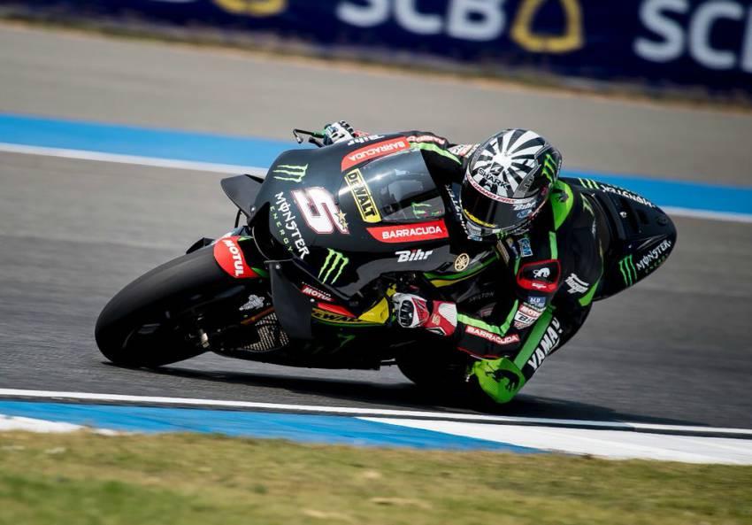 Johann Zarco - MotoGP Buriram Test 2018