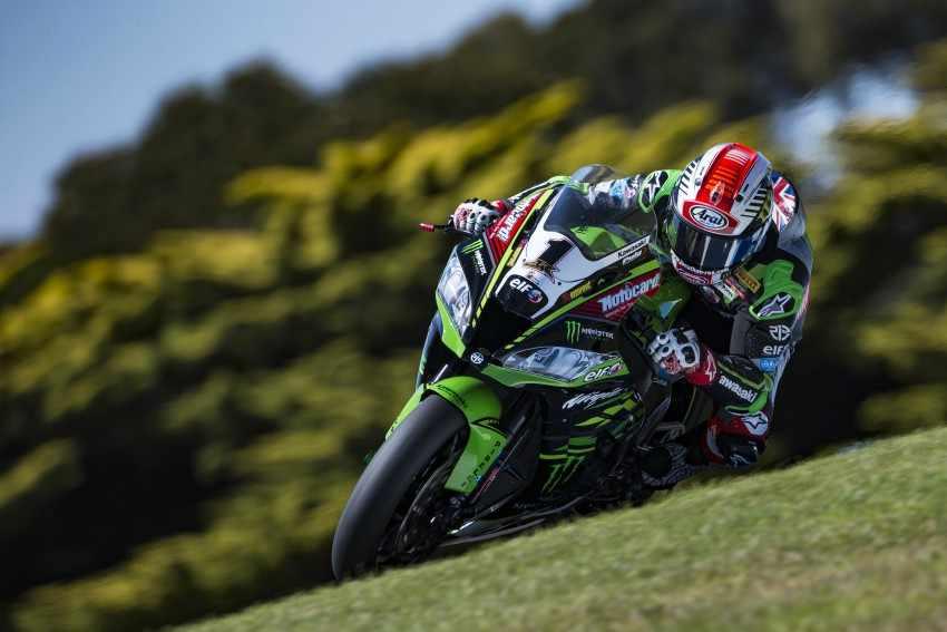 Test SBK 2018 Phillip Island D2 - Jonathan Rea el más rápido