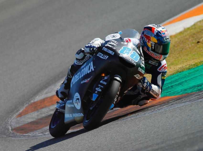 Jorge Martín Circuit Ricardo Tormo