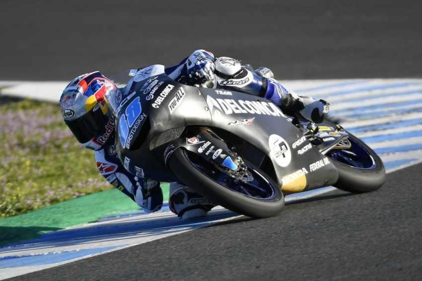 Jorge Martin - Test Moto3 Jerez 2018