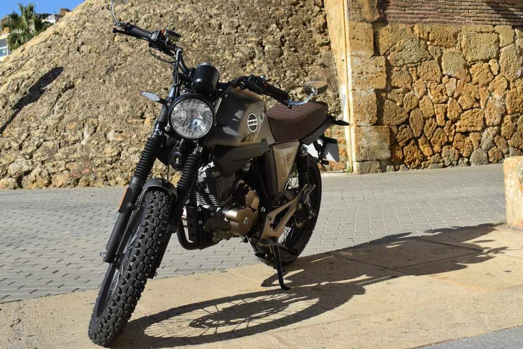 Novedades Motos MH Revenge 125