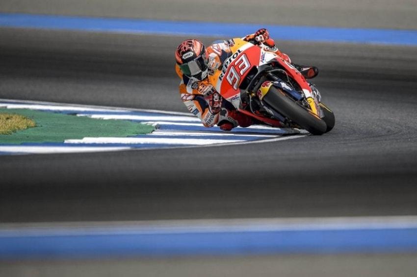 MotoGP Qatar 2018 - Marc Marquez