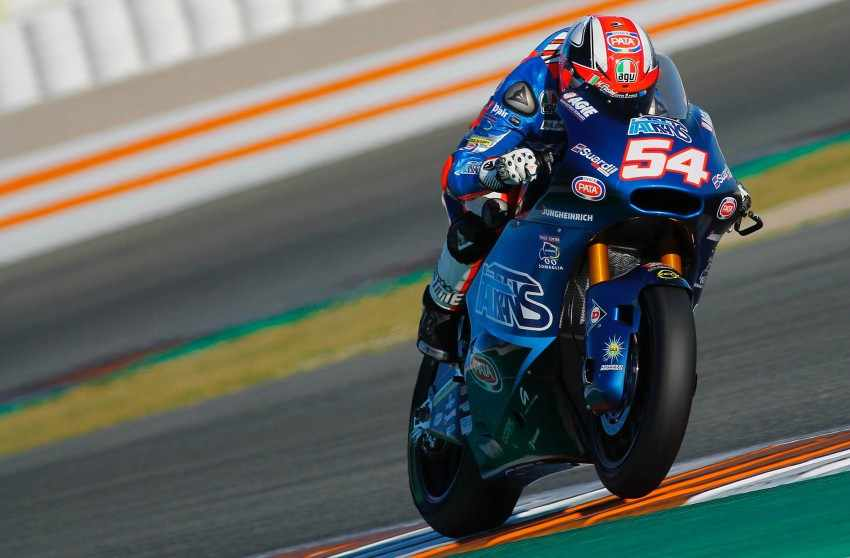 Mattia Pasini Circuit Ricardo Tormo