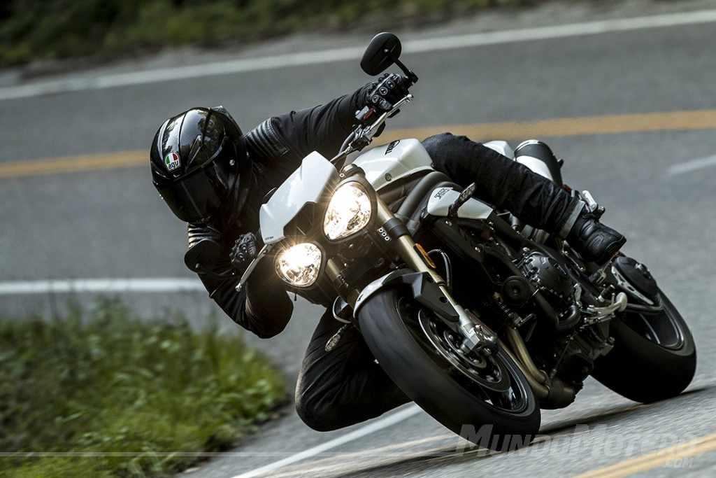 Novedades motos Triumph Speed Triple 2018 S RS