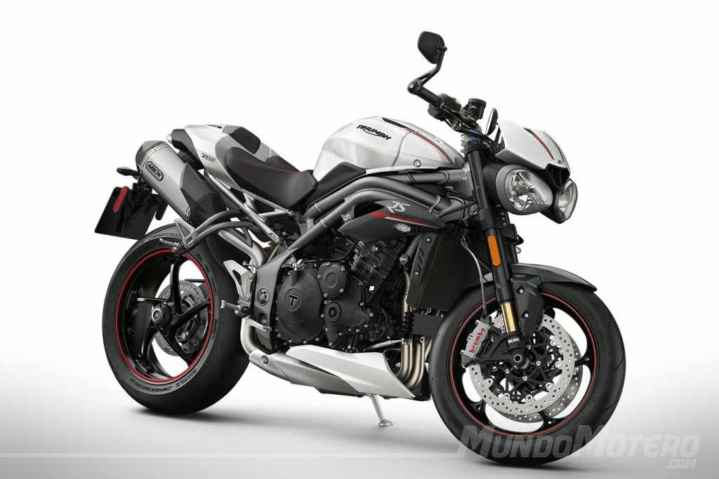 Triumph Speed Triple 2018 S RS