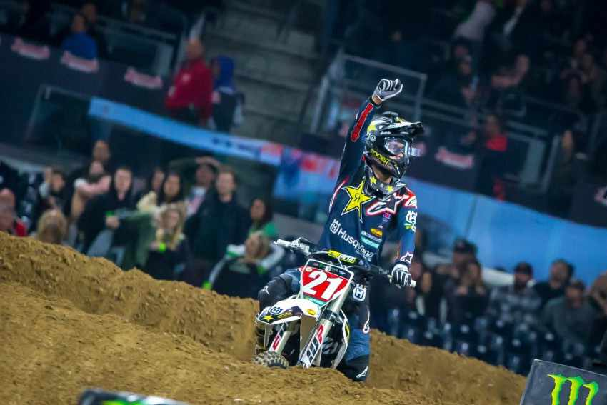 AMA Supercross 2018 RD6 San Diego - Victoria para Jason Anderson