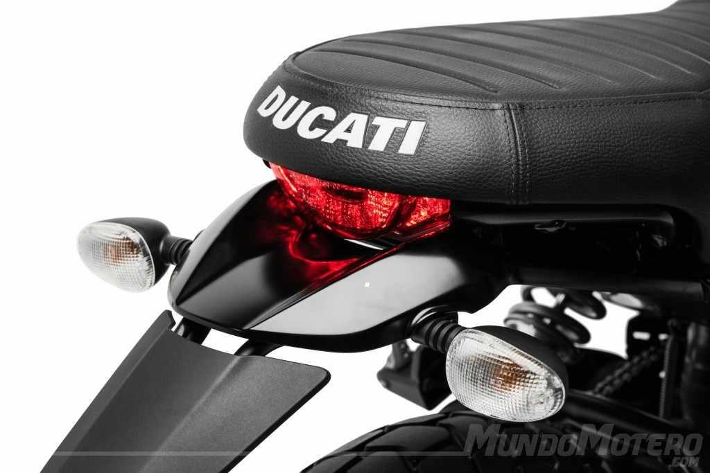 Ducati Scrambler Hashtag