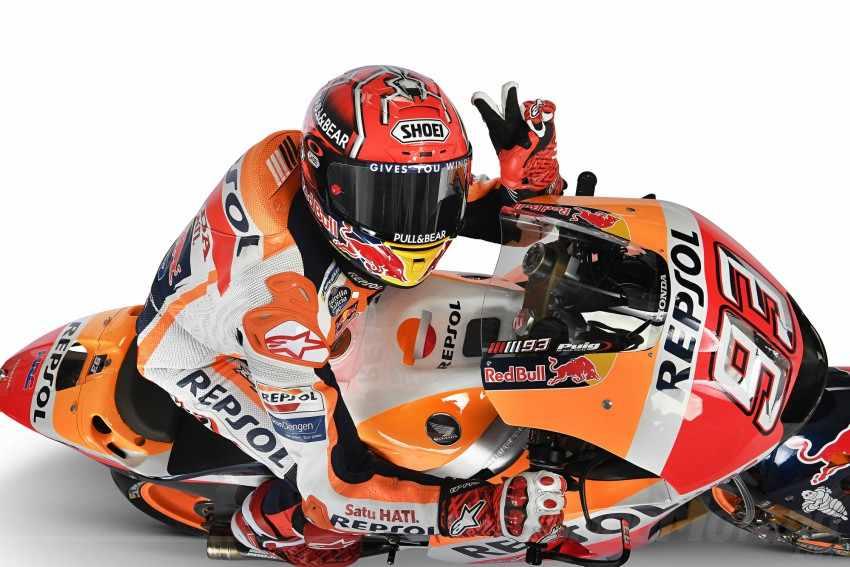 Equipo Honda MotoGP 2018