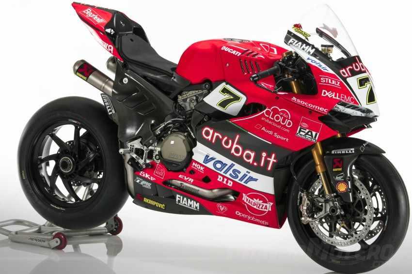 Ducati Panigale R 2018 Mundial SBK