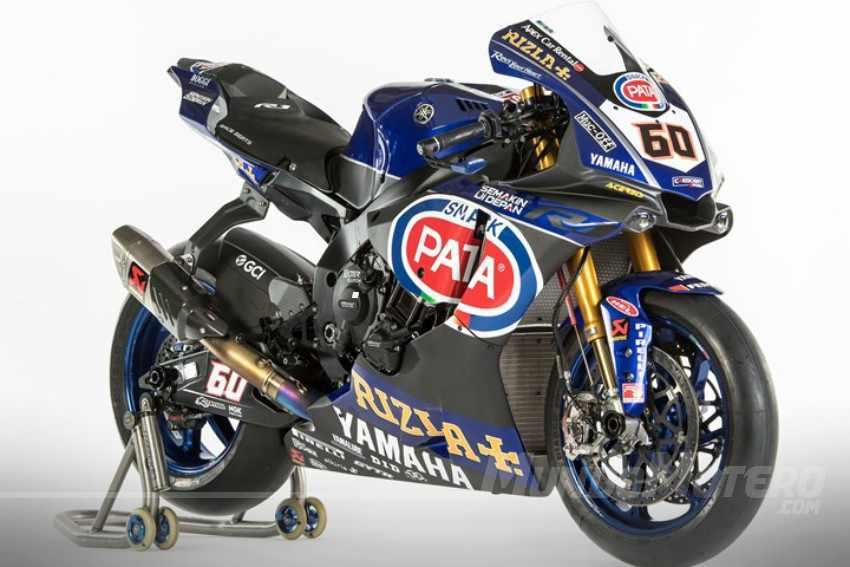 Yamaha YZF-R1 2018 Mundial SBK
