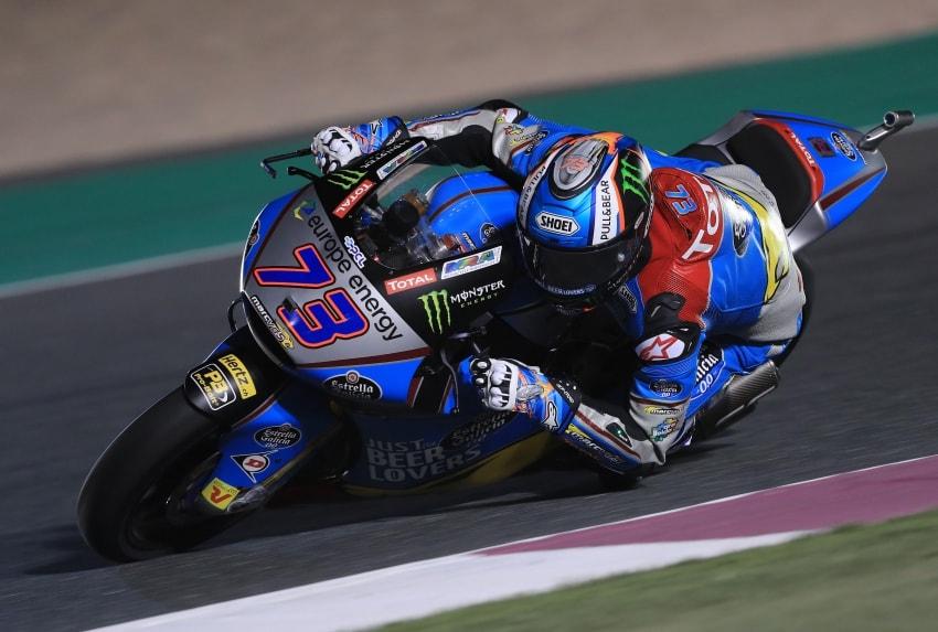 Alex Márquez - GP Qatar Moto2 2018