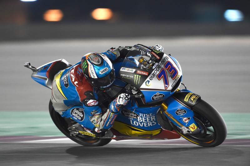 Alex marquez, GP Qatar 2018