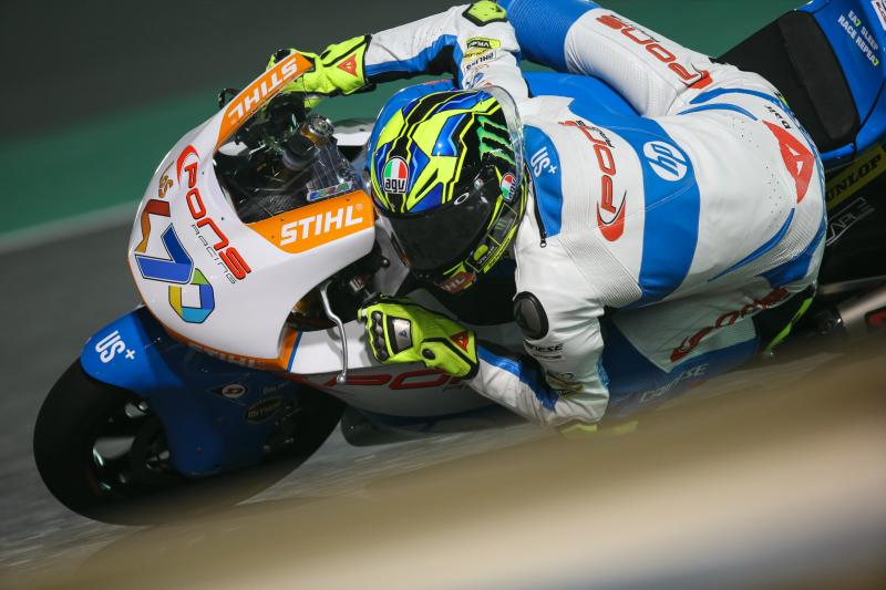 Baldassari, GP Qatar 2018