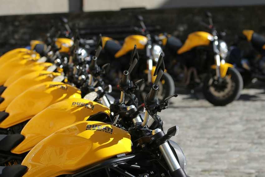 La saga Monster de Ducati cumple 25 años