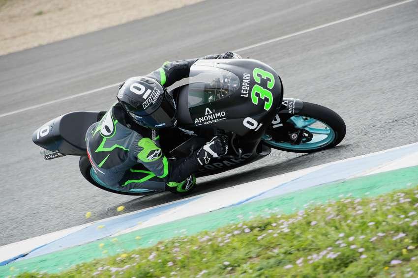 Moto3 Qatar 2018 - Enea Bastianini