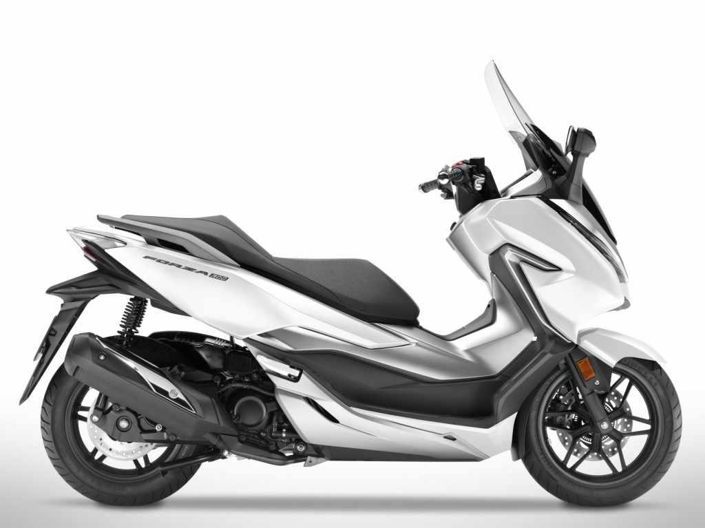 nueva Honda Forza 300 2018