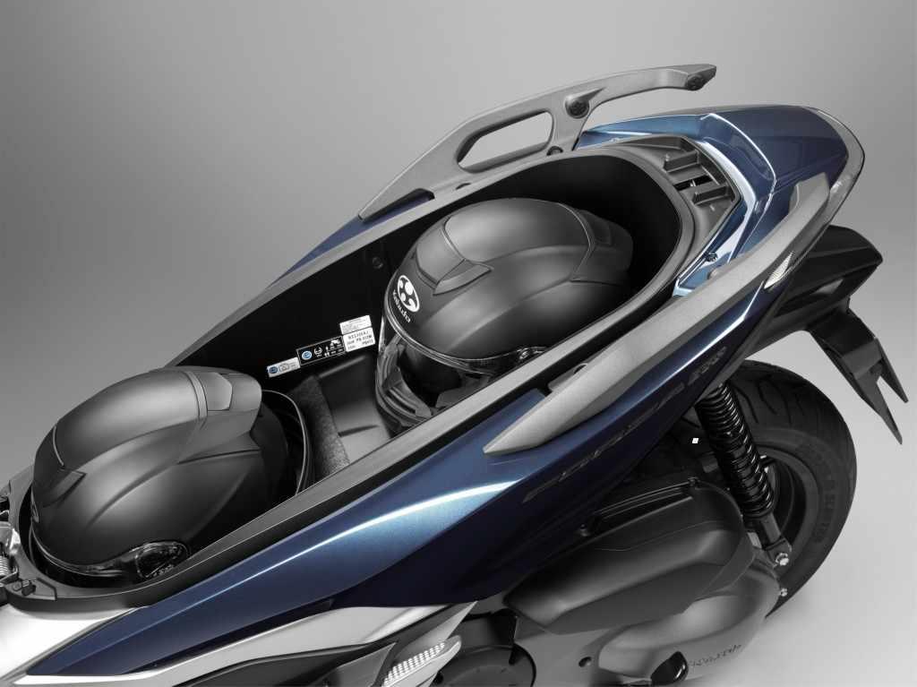 opiniones Honda Forza 300 2018