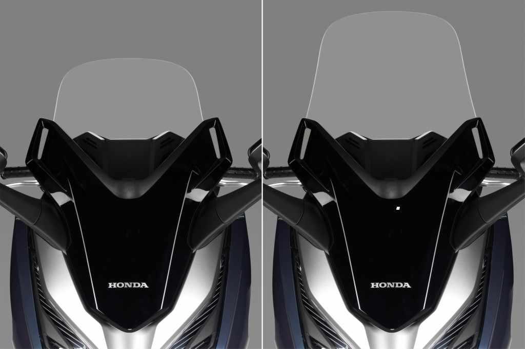 cupula Honda Forza 300 2018