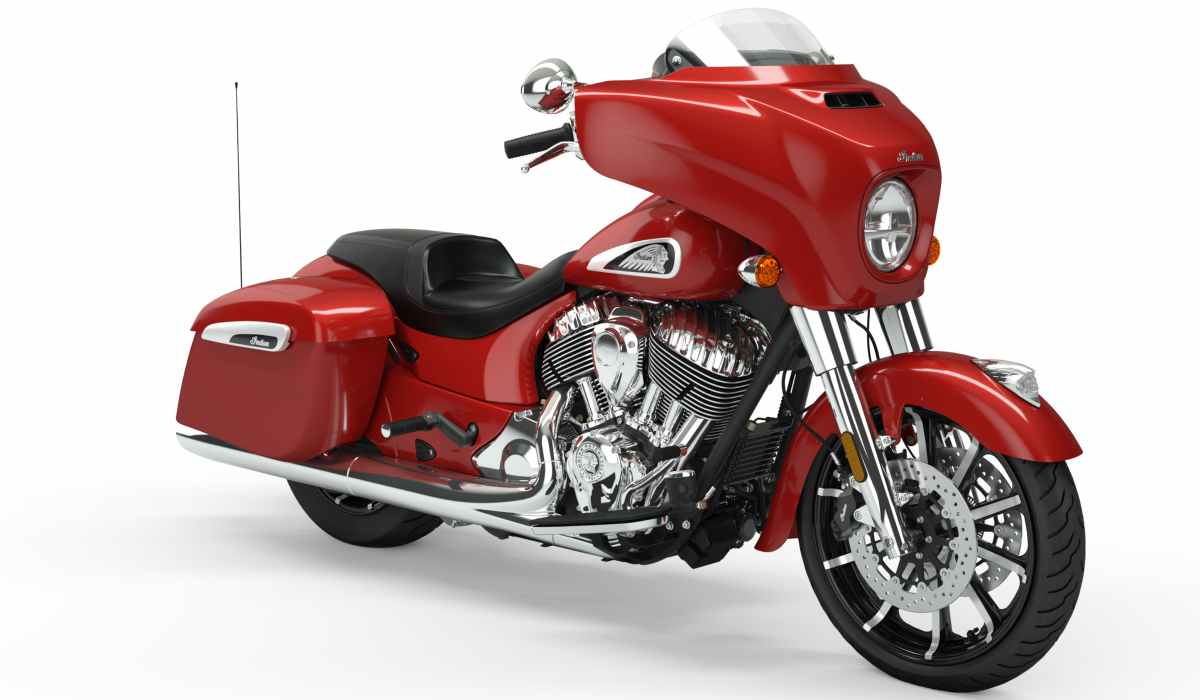 Indian Chieftain Limited Elite 2019