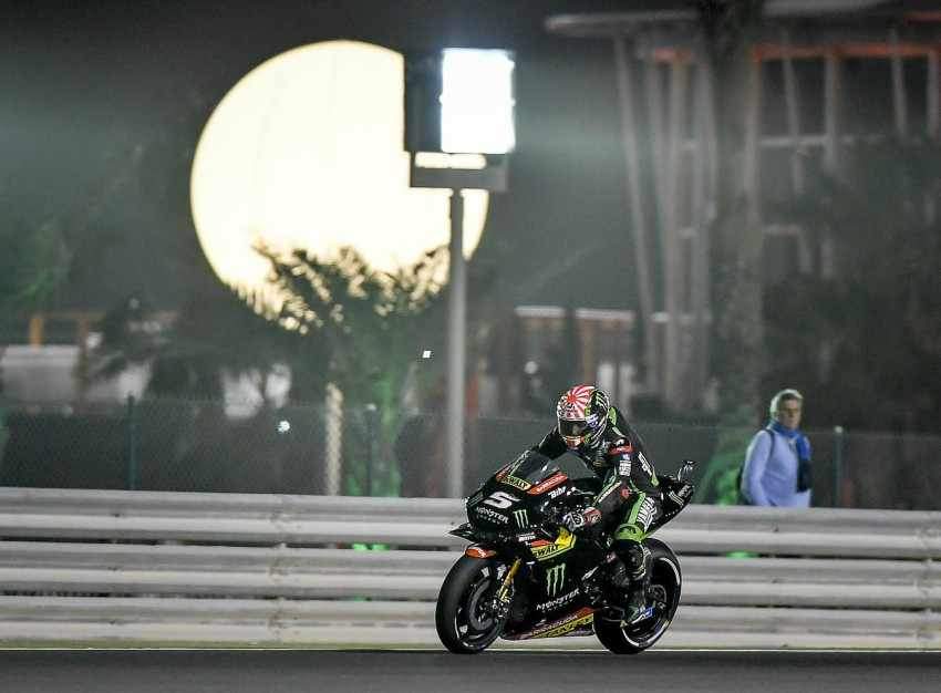 Johann Zarco - Qatar MotoGP 2018
