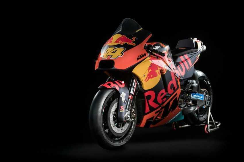 MotoGP KTM RC16 2018