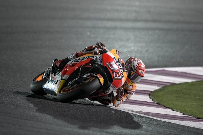 Marc Marquez - GP Qatar MotoGP 2018