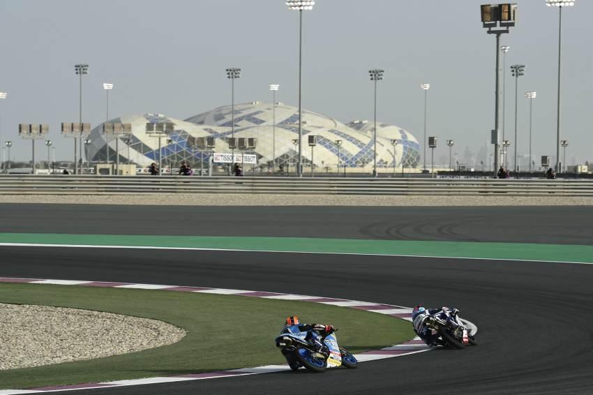 Canet no dejó escapar a Martin en Qatar