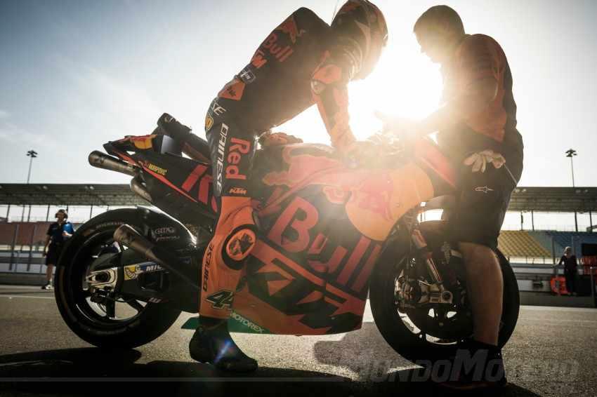 KTM Tech 3 MotoGP