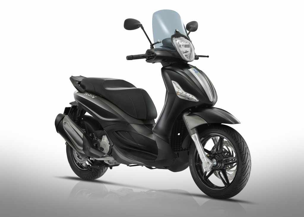 Piaggio Beverly 350 Sport Touring 2018