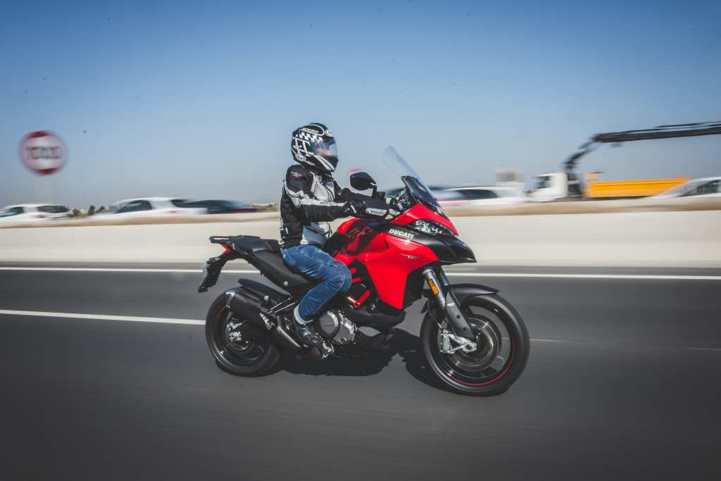 Prueba Ducati Multistrada 950 S