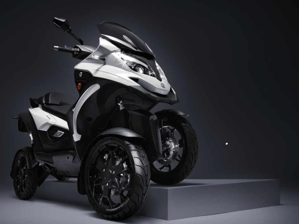 quadro qooder moto 4 ruedas