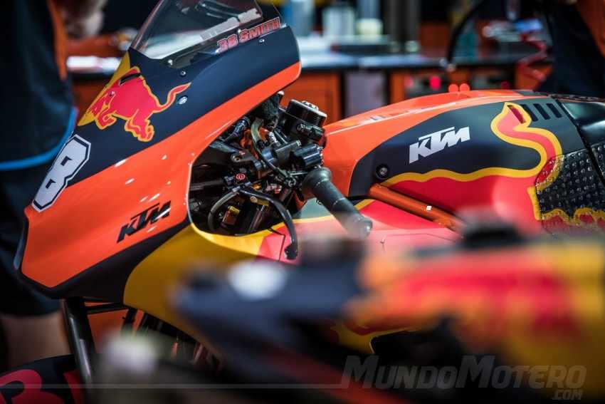 Tech 3 equipo satélite de KTM en MotoGP a partir de 2019