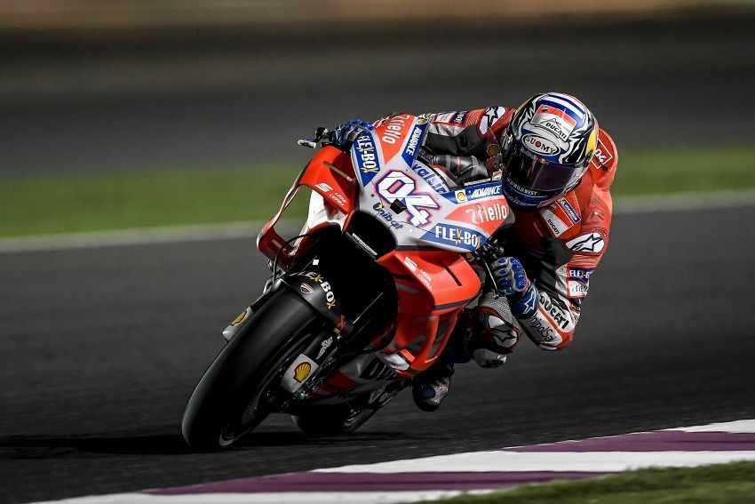 Test MotoGP Qatar - 2018 - Andrea Dovizioso