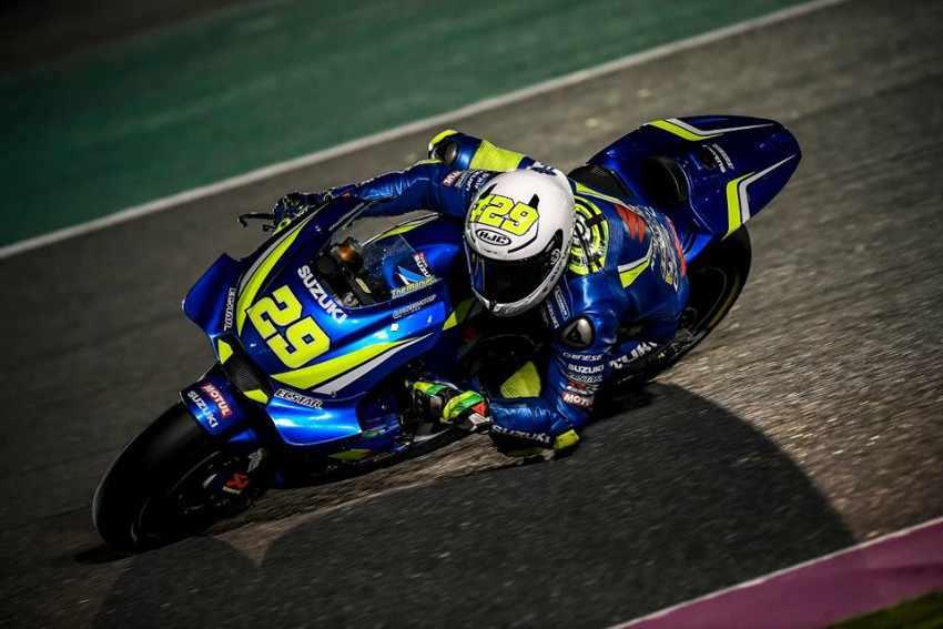 Test MotoGP Qatar 2018 Dia 2 - Andrea Iannone sorprende en Losail