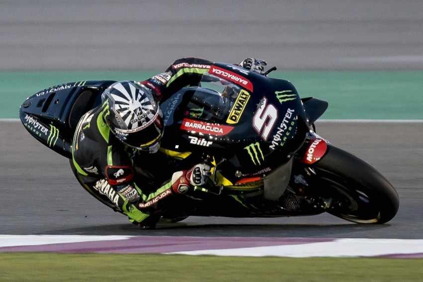 Test MotoGP Qatar 2018 - Johann Zarco