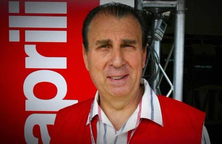 Fallece Ivano Beggio, fundador de Aprilia