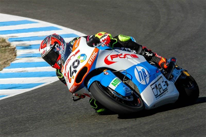 Héctor Barberá- Moto2 2018