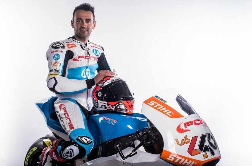 Hector Barberar - Pons Racing Moto2 2018