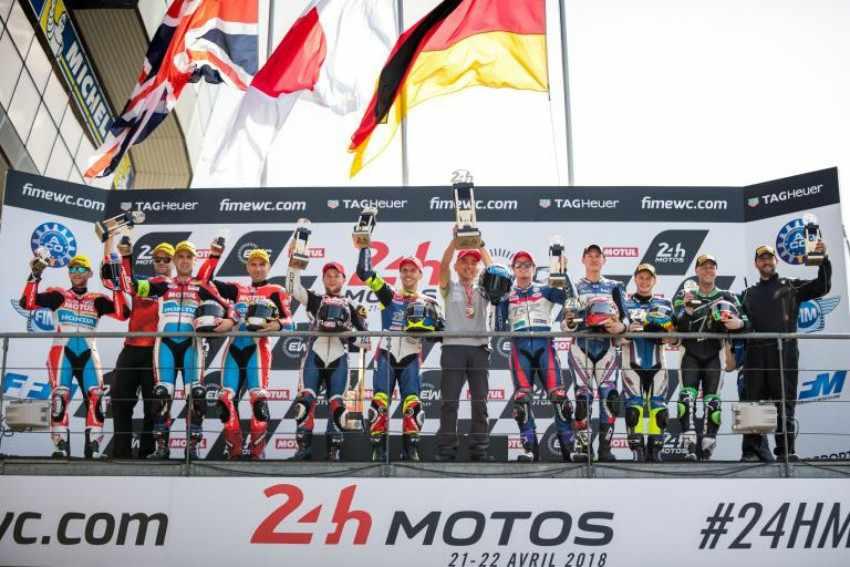 24 Horas Moto de Le Mans 2018 - Mundial Resistencia de Motociclismo FIM EWC