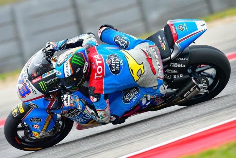 Alex Marquez- Austin 2018 MotoGP
