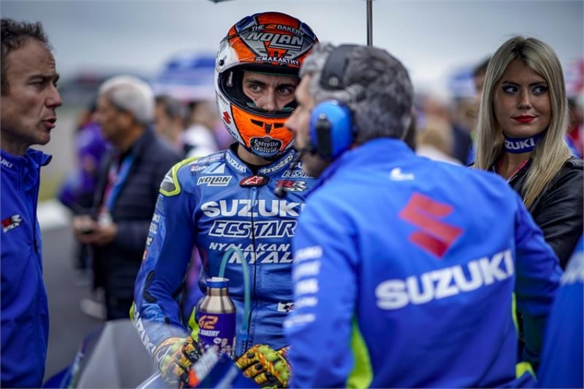 Alex Rins Gran Premio de Argentina