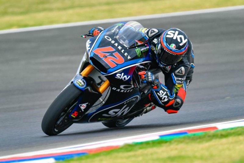 Bagnaia, Argentina GP Moto2 2018