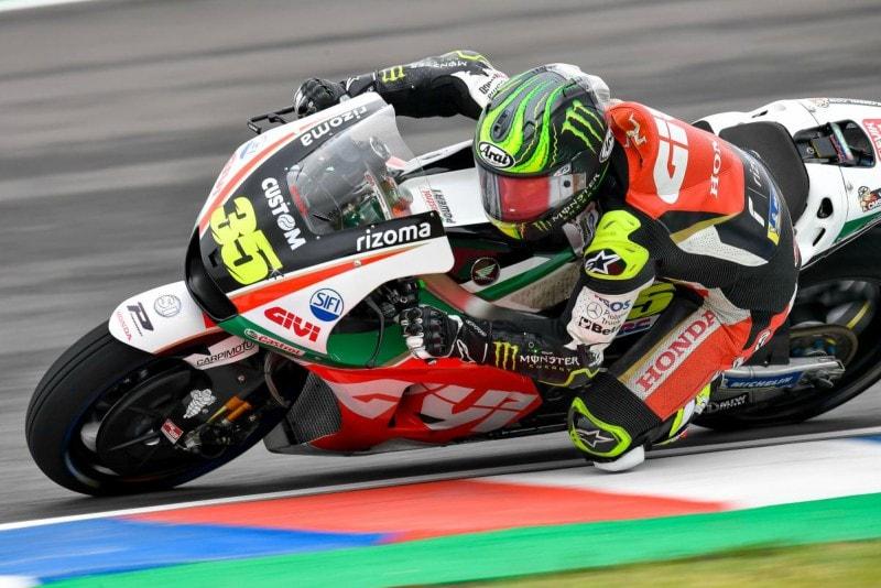 Cal Crutchlow extiende su contrato hasta 2020 con el LCR Honda MotoGP
