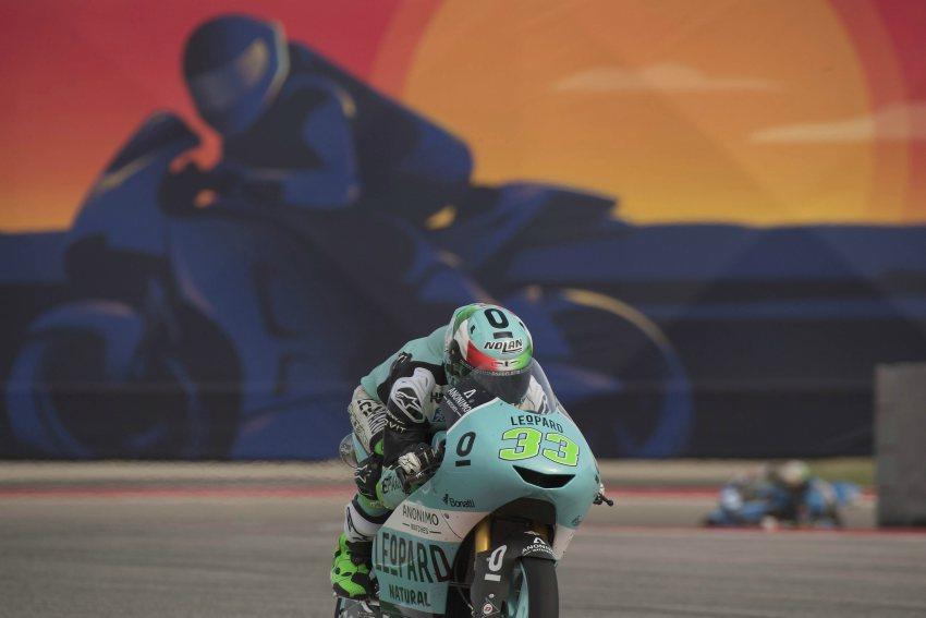 Enea Bastianini - Moto3 Austin 2018