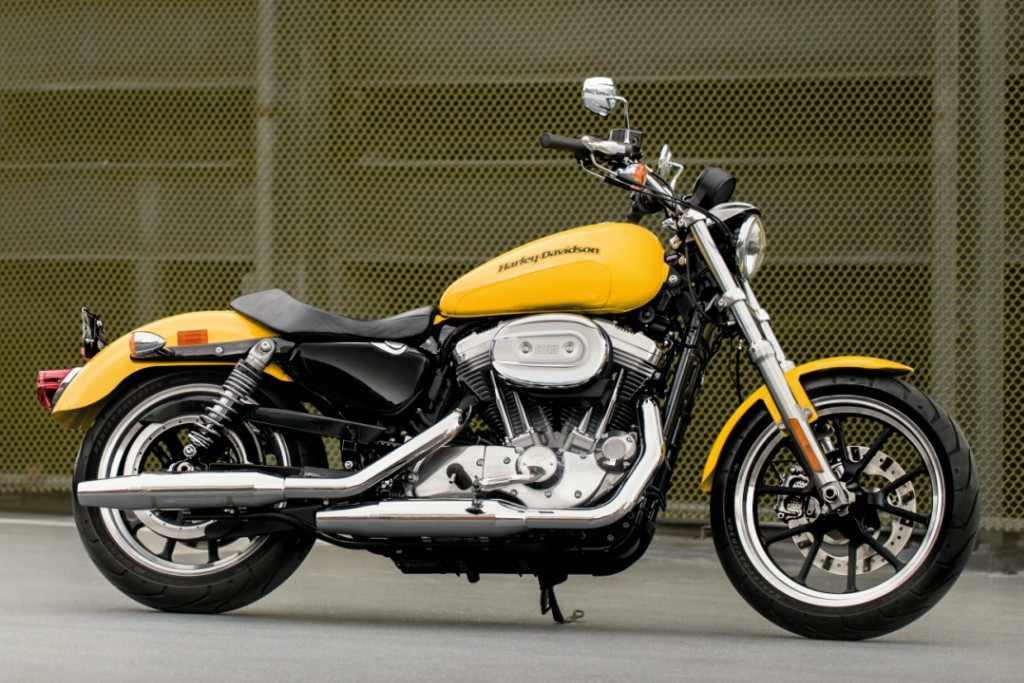Harley-Davidson Sportster Superlow 2018